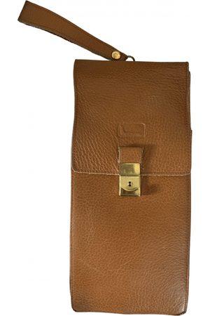 LANCEL \N Leather Clutch Bag for Women