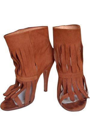 Maison Martin Margiela Open toe boots
