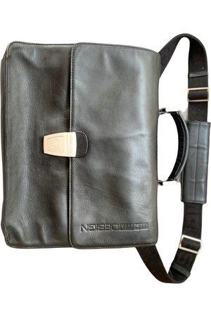Momo \N Leather Bag for Men