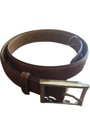 Berluti \N Leather Belt for Women