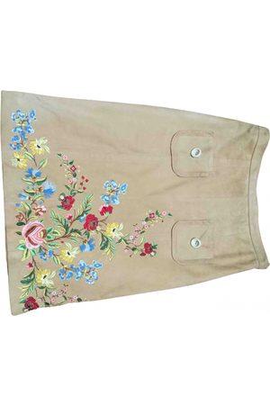 Dior VINTAGE \N Leather Skirt for Women