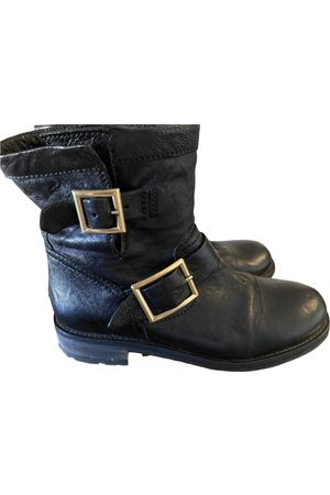 Jimmy Choo Youth Leather Ankle boots for Women