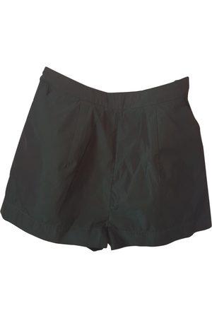 ISA ARFEN \N Silk Shorts for Women