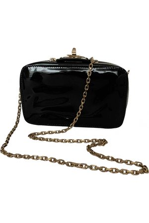 Max Mara \N Patent leather Clutch Bag for Women