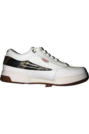 AAPE BY A BATHING APE \N Patent leather Trainers for Men