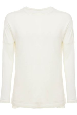 Nike Women Tops - Esc Long Sleeve Knit Top