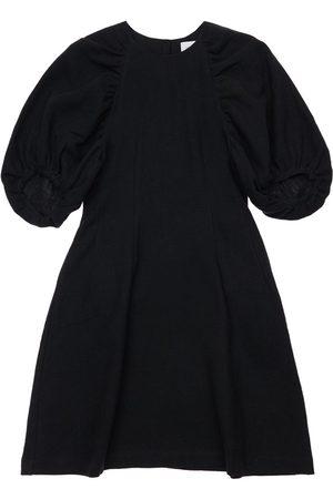 Unlabel Girls Dresses - Dress W/ Puff Sleeves