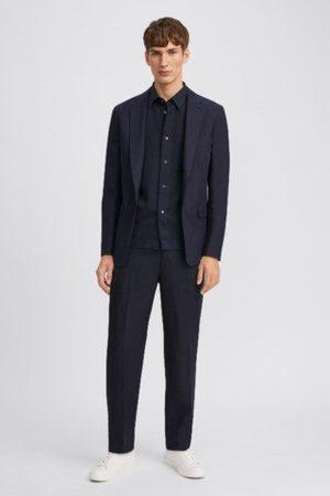 Filippa K Men Formal Pants - Mateo Linen Trouser