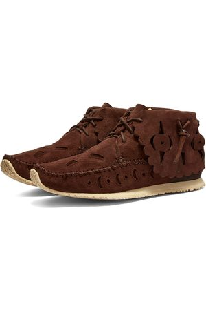 VISVIM Men Loafers - Fbt Bearfoot Perf-Folk