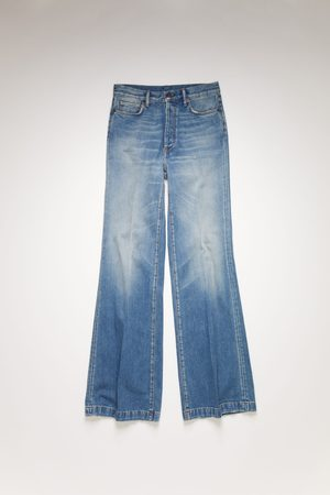 Acne Studios FN-MN-5PKT000104 Bootcut fit jeans