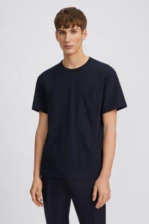 Filippa K Men T-shirts - Brad Linen Tee