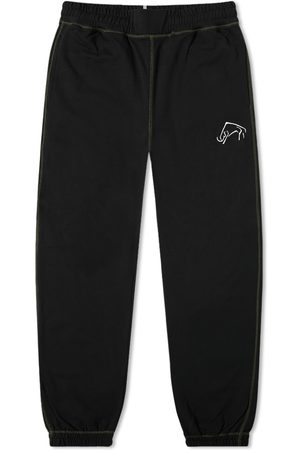 McQ Men Sweatpants - Embroidered Rhino Sweat Pant