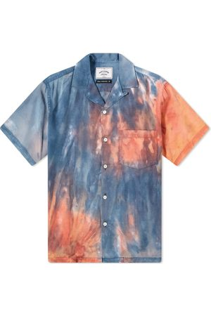 Portuguese Flannel Men Shirts - Messy Dogtown Vacation Shirt