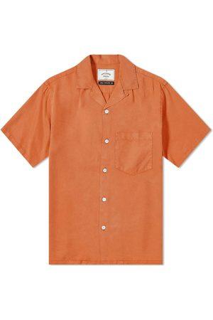Portuguese Flannel Men Shirts - Dogtown Vacation Shirt