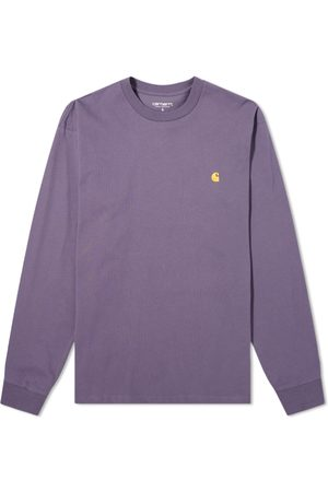 Carhartt Men Long Sleeve - Long Sleeve Chase Tee