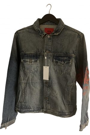 424 FAIRFAX \N Denim - Jeans Jacket for Men