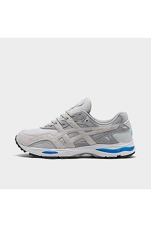 Asics Men Running - Men's GEL-MC Plus Running Shoes in Grey/Glacier Grey Size 7.5 Nylon/Suede