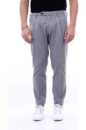 MICHAEL COAL Men Chinos - Chino Men Grey