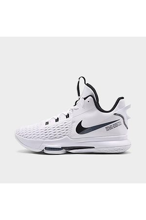 Nike Men Basketball - LeBron Witness 5 Basketball Shoes in / Size 7.5