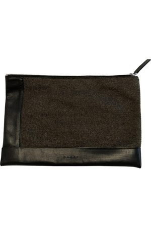 Marni \N Wool Small Bag, Wallet & cases for Men