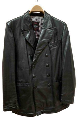 Jean Paul Gaultier VINTAGE \N Leather Jacket for Men