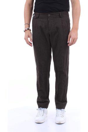 PT Torino Men Chinos - Chino Men Military wool - viscose - polyester - cotton and metal