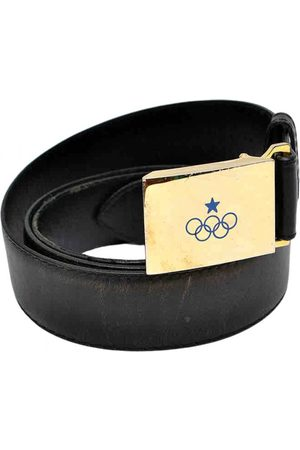 Salvatore Ferragamo VINTAGE \N Leather Belt for Women