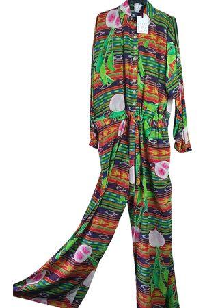 Stella Jean \N Silk Jumpsuit for Women