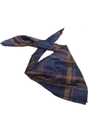 Dior VINTAGE \N Silk Scarf & pocket squares for Men