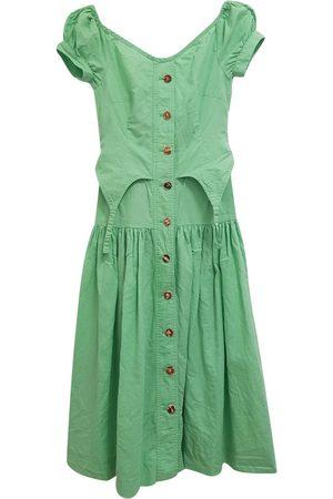 House of Sunny \N Linen Dress for Women
