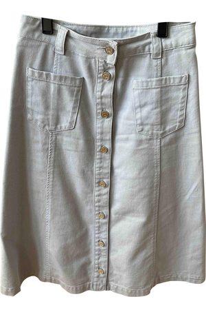 Ganni \N Denim - Jeans Skirt for Women