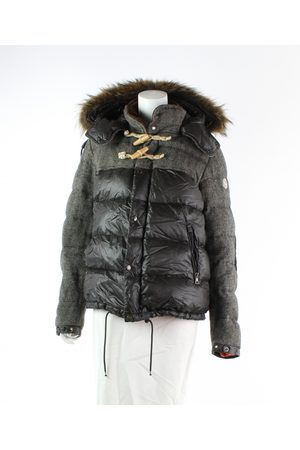 Moncler \N Leather Trench Coat for Women