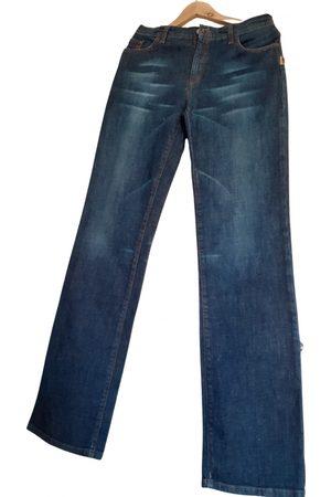Jean Paul Gaultier VINTAGE \N Cotton - elasthane Jeans for Men