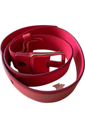 Salvatore Ferragamo \N Leather Belt for Women