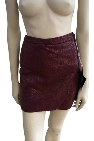 Msgm \N Leather Skirt for Women