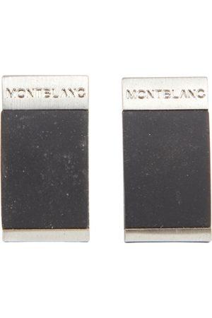 Mont Blanc \N Metal Cufflinks for Men