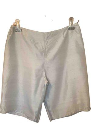 Max Mara \N Silk Shorts for Women