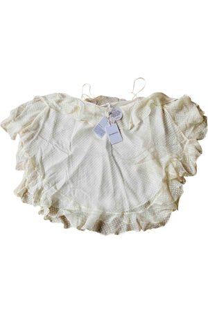 ZIMMERMANN \N Silk Top for Women