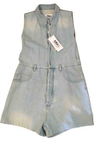 MM6 \N Denim - Jeans Jumpsuit for Women
