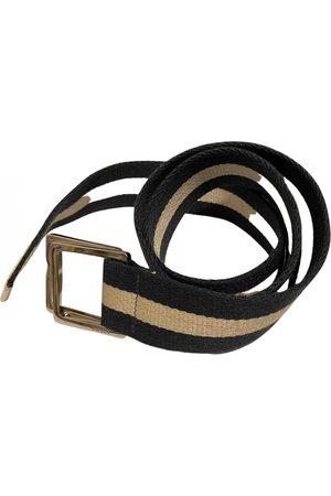 Bally \N Cloth Belt for Men