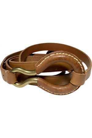 Ralph Lauren \N Leather Belt for Women