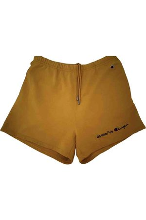 OFF-WHITE \N Cotton Shorts for Men