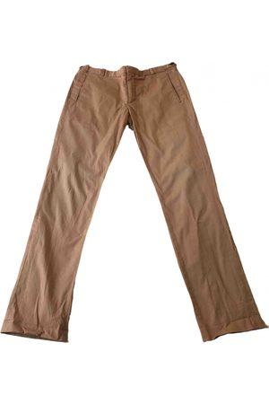 Sandro \N Cotton Trousers for Men