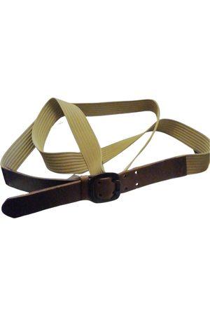 Dolce & Gabbana Men Belts - \N Cloth Belt for Men