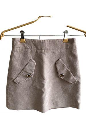 Maje \N Cotton Skirt for Women