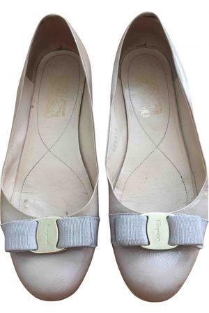 Salvatore Ferragamo Vara Patent leather Ballet flats for Women
