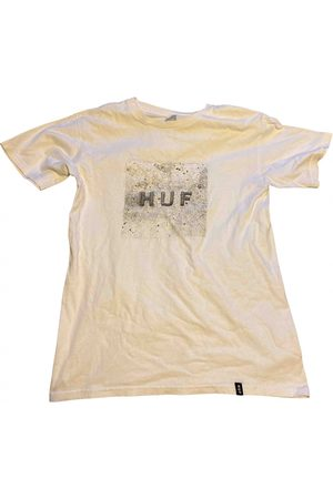 Huf \N Cotton T-shirts for Men