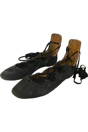 Isabel Marant \N Suede Ballet flats for Women
