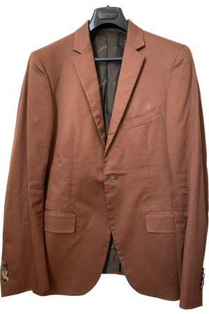 Salvatore Ferragamo \N Cotton Jacket for Men