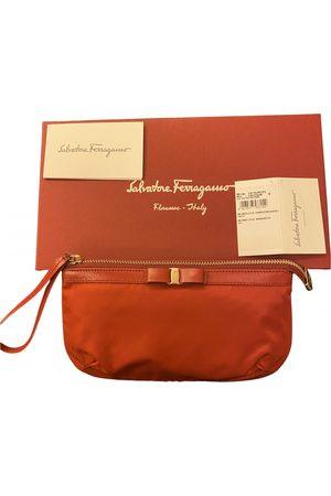 Salvatore Ferragamo VINTAGE \N Cloth Clutch Bag for Women